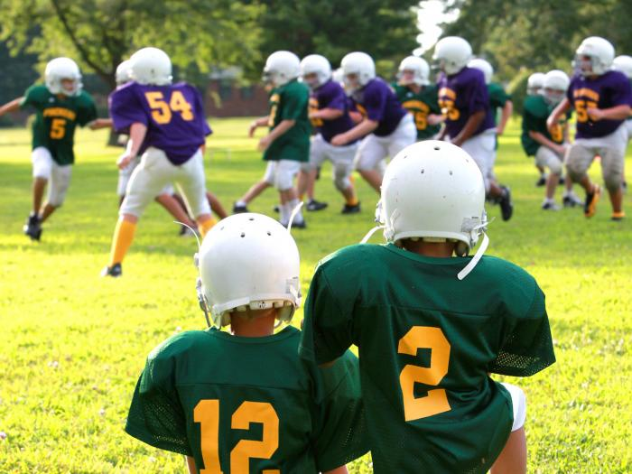Wooster Youth Instructional Football