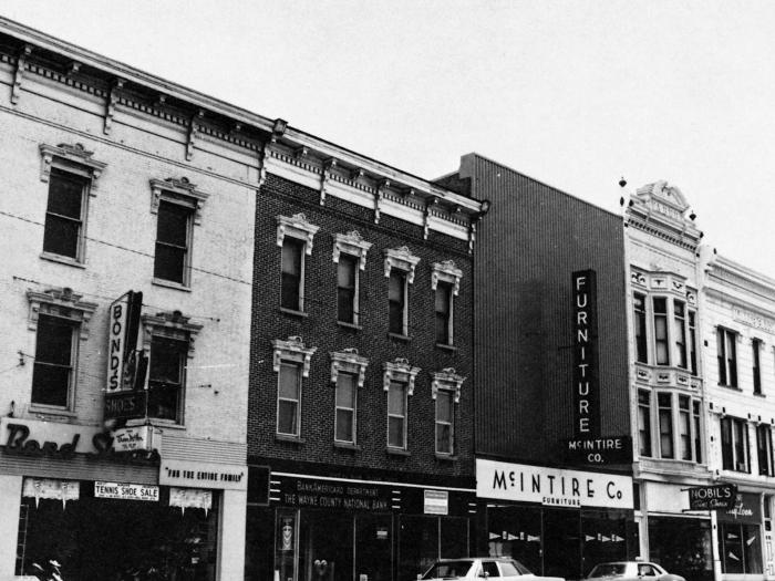 Downtown Wooster Archive
