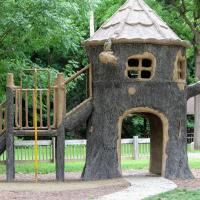 Animal Crossing Playground Path