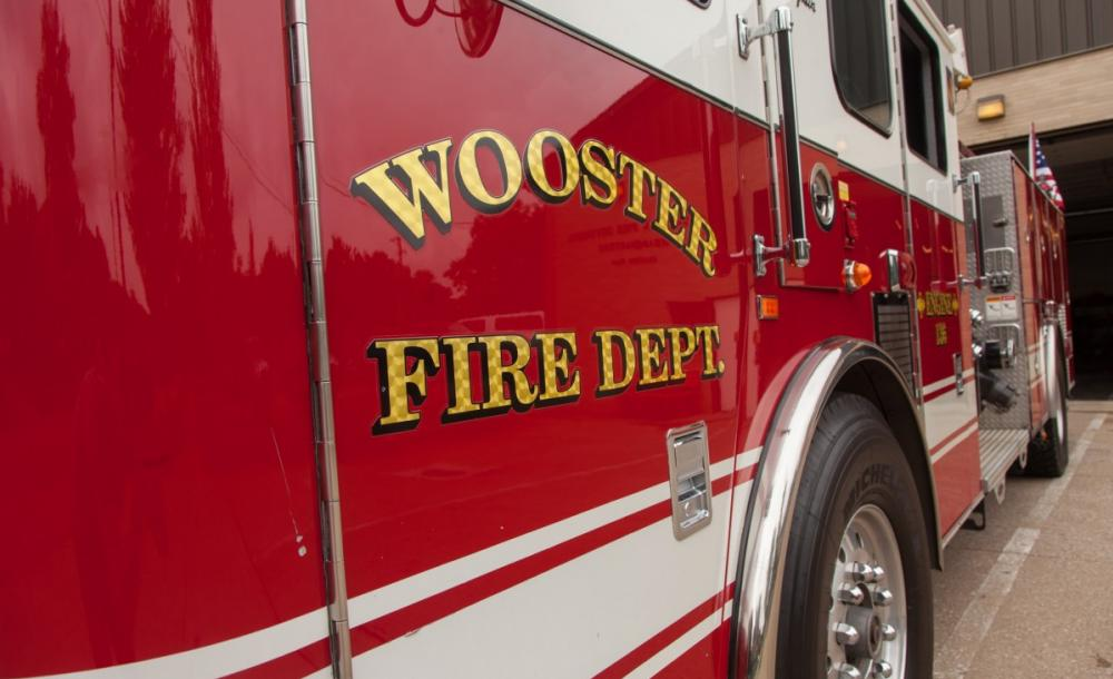 Wooster Fire